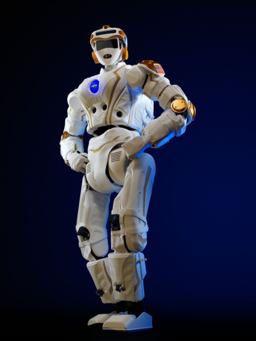 Valkyrie robot feature image